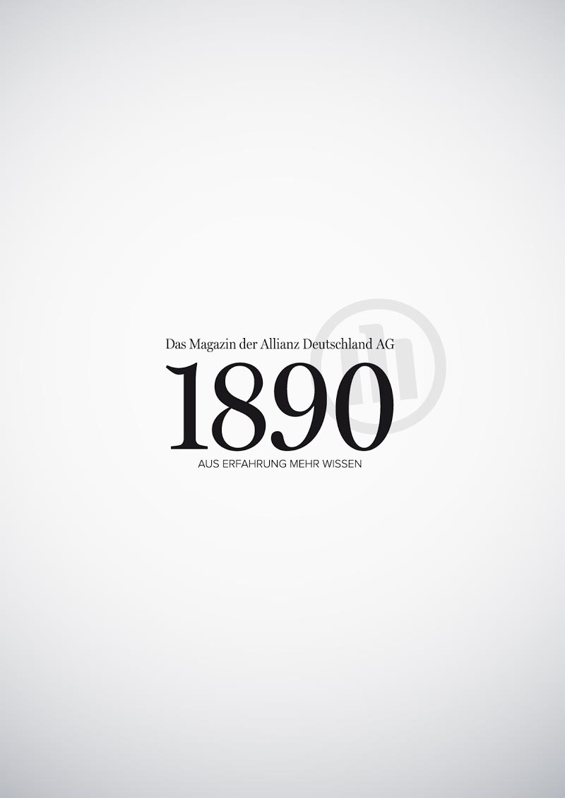 1890 Allianz Magazin
